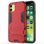 Slim Armour Tough Shockproof Case for Apple iPhone 11 - Red